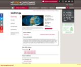 Geobiology, Spring 2013