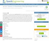 Construir Un Anemómetro  (Para Aprendizaje Informal)