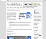 4 Fun Literacy Activities with Google Docs