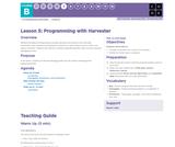 CS Fundamentals 2.5: Programming with Harvester