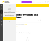 6.G Nets for Pyramids and Prisms