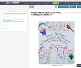 Garden Humanities: Harvest, Thresh, and Winnow