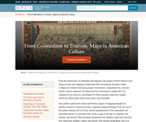 From Colonialism to Tourism: Maps in American Culture