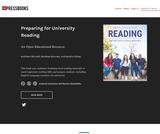 Preparing for University Reading