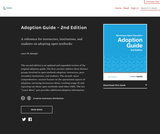 Adoption Guide – 2nd Edition