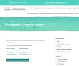 MAEIA Performance Assessment - Choreography/Dance for Camera