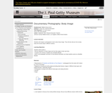 Documentary Photography: Body Image