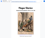 Plague Diaries: Firsthand Accounts of Epidemics, 430 B.C. to A.D. 1918