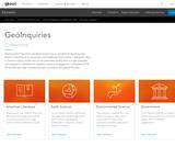 Esri GeoInquiries™ for schools