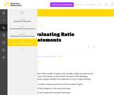 6.RP Evaluating Ratio Statements
