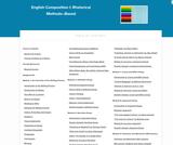 English Composition 1