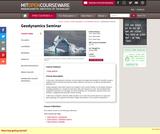 Geodynamics Seminar, Spring 2006