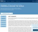 2nd Grade English Language Arts - Unit 1: Cinderella Around the World