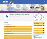Search Strategies - Key Words