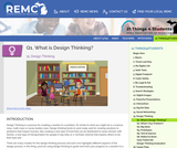 21 Things 4 Students Thing 15: Q1 What is Design Thinking?