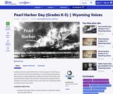 Pearl Harbor Day (Grades K-5)