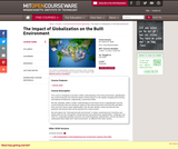 The Impact of Globalization on the Built Environment, Fall 2009