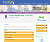 Breaking Blocks - Base 10 Counting