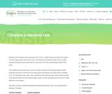 MAEIA Performance Assessment - Compose a Harmony Line