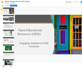 #GoOpen Module 6 - Engaging Students in OER Creation